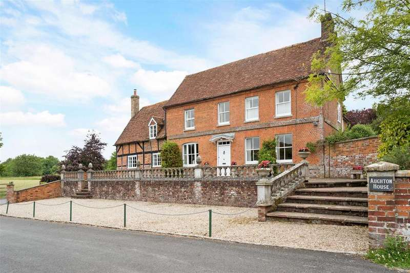 5 Bedrooms Detached House for sale in Aughton, Collingbourne Kingston, Marlborough