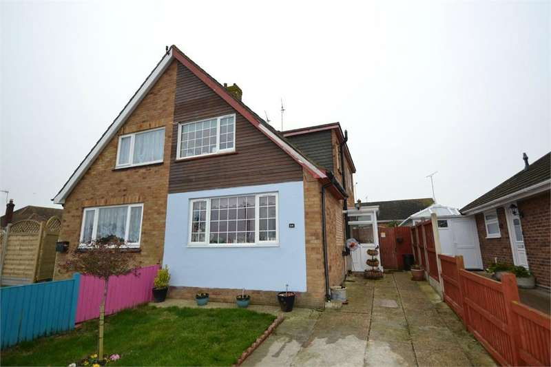 2 Bedrooms Chalet House for sale in Brentwood Road, Holland-on-Sea, Clacton-on-Sea, Essex CO15