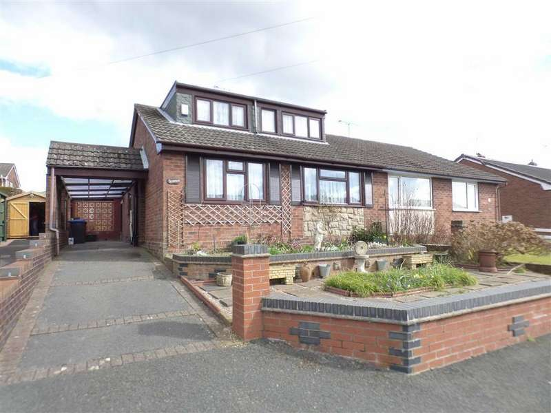 3 Bedrooms Semi Detached Bungalow for sale in 17, Thorley Drive, Cheadle