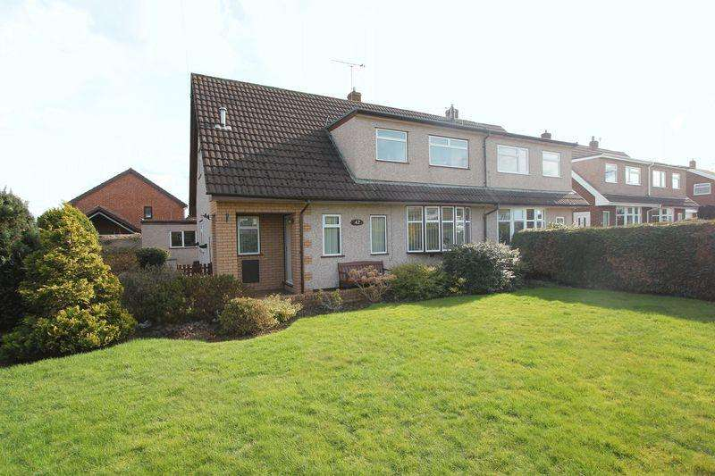 5 Bedrooms Semi Detached House for sale in Lon Y Fedwen Arian, Denbigh