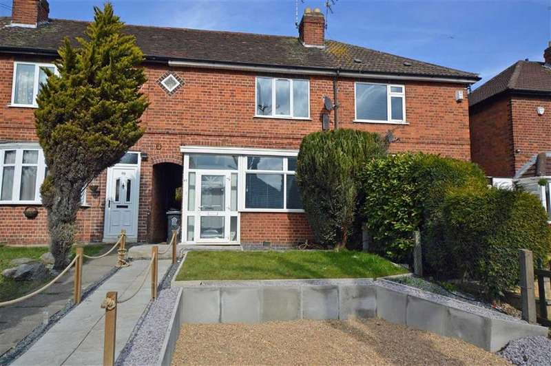 2 Bedrooms Town House for sale in Anstey Lane, Anstey Lane