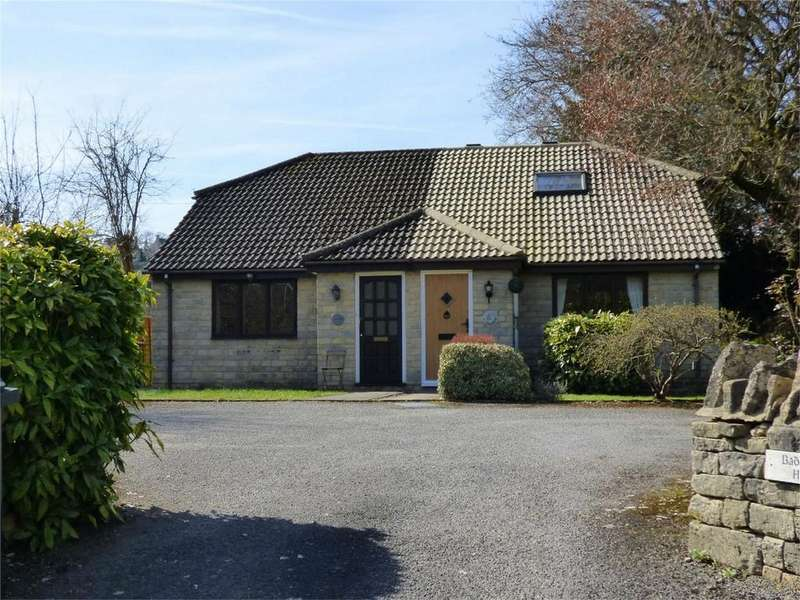 2 Bedrooms Semi Detached Bungalow for sale in Chestnut Hill, Nailsworth