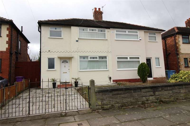 3 Bedrooms Semi Detached House for sale in Eaton Road North, Liverpool, Merseyside, L12