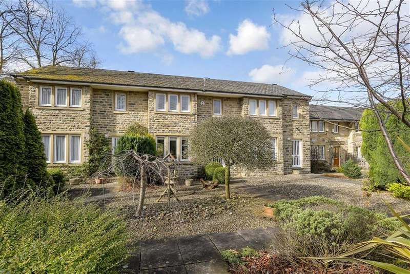 2 Bedrooms Terraced House for sale in Harlow Manor Park, Harrogate, North Yorkshire