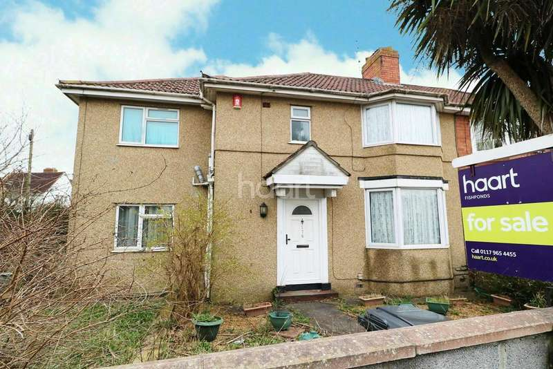 4 Bedrooms Semi Detached House for sale in Speedwell Road