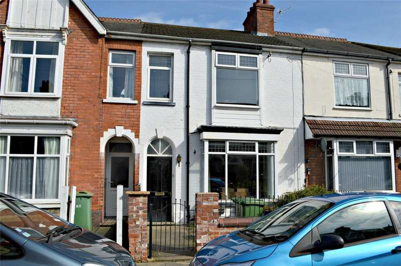 3 Bedrooms Terraced House for sale in Manor Avenue, Grimsby, DN32