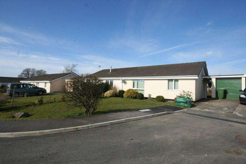 2 Bedrooms Semi Detached Bungalow for sale in Dwyran, Anglesey