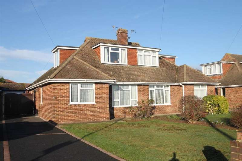 3 Bedrooms Semi Detached House for sale in Poplar Grove, Maidstone