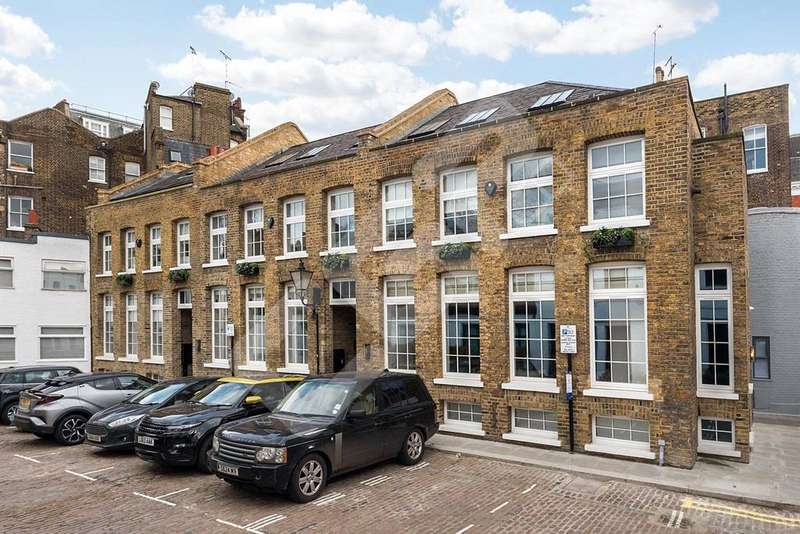 3 Bedrooms Terraced House for sale in Oldbury Place, Marylebone, London, W1U