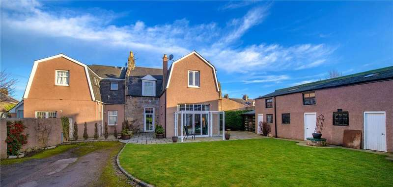 5 Bedrooms Detached House for sale in Bonnymuir House, 267A Westburn Road, ABERDEEN, AB25