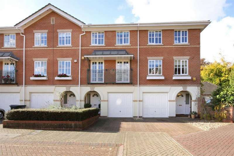 4 Bedrooms Town House for sale in St Cross, Winchester, Hampshire
