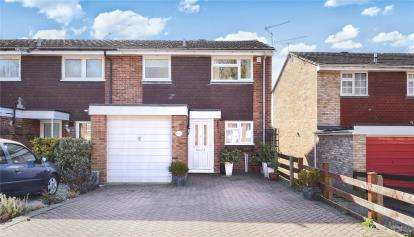 3 Bedrooms End Of Terrace House for sale in Clovelly Way, Orpington
