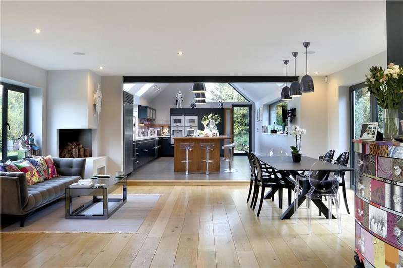 5 Bedrooms Detached House for sale in Cox's Lane, Stoke Row, Henley-on-Thames, Oxfordshire, RG9