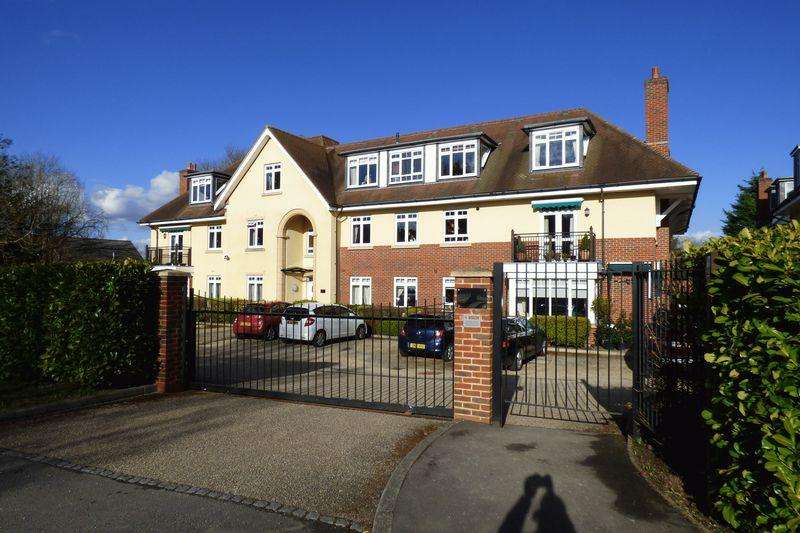 3 Bedrooms Apartment Flat for sale in Church Road, Claygate
