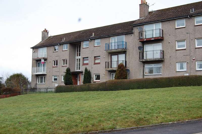 2 Bedrooms Flat for sale in Valeview Terrace, Dumbarton G82 3BJ