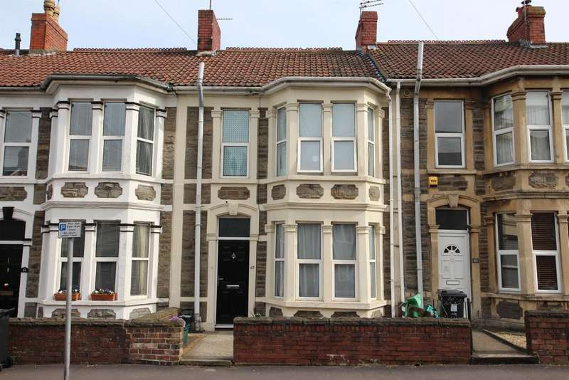 3 Bedrooms Terraced House for sale in North Street, Downend, Bristol, BS16 5SF