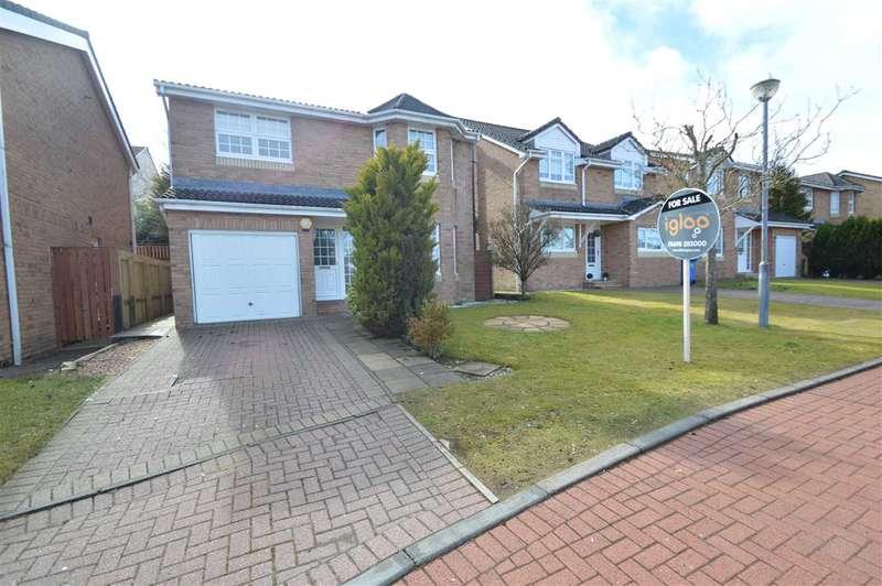 4 Bedrooms Detached House for sale in Cairncross Crescent, Lesmahagow