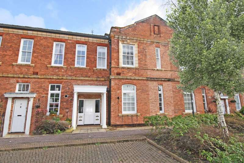 2 Bedrooms Flat for sale in Clyst Heath, Exeter