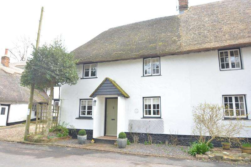 2 Bedrooms Cottage House for sale in Thruxton, Andover