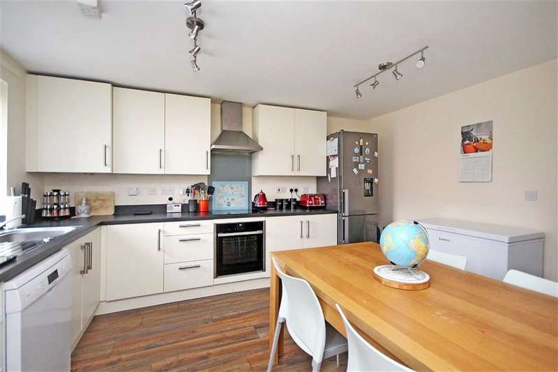 3 Bedrooms End Of Terrace House for sale in Pitt Close, Swindon, Wiltshire