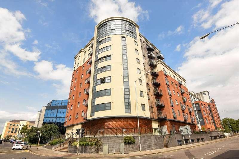 2 Bedrooms Apartment Flat for sale in Q2, Watlington Street, Reading, Berkshire, RG1