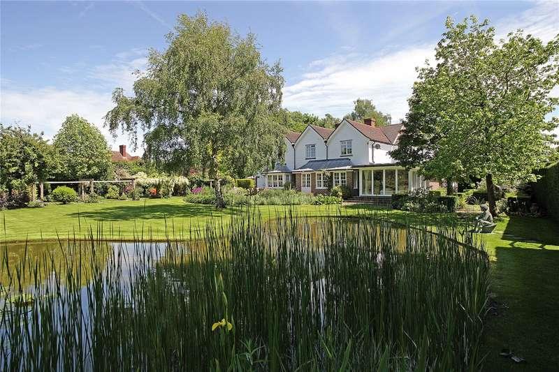 6 Bedrooms Detached House for sale in The Green, Matfield
