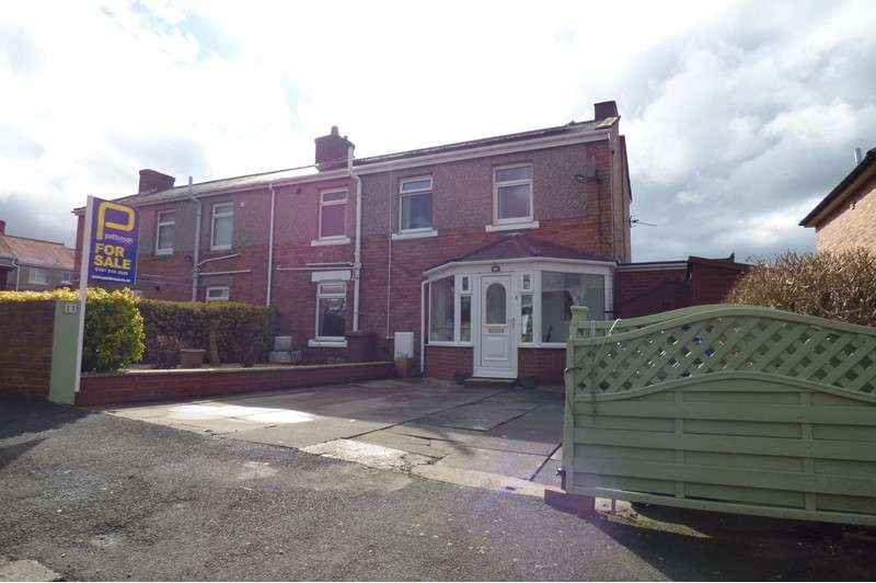 3 Bedrooms Property for sale in St. Matthews Terrace, Houghton Le Spring, Tyne and Wear, DH4 4SU
