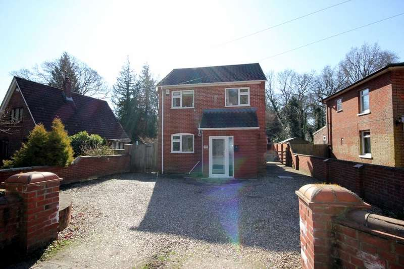 3 Bedrooms Detached House for sale in Plumstead Road East, Norwich, NR7