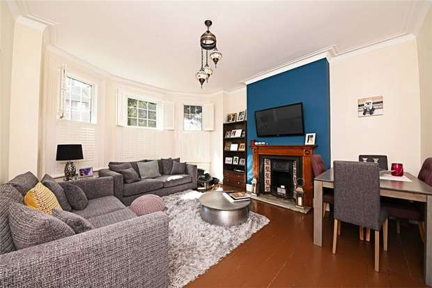 3 Bedrooms Flat for sale in East End Road, East Finchley, N2