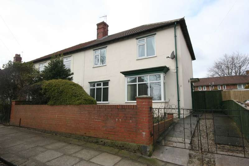 3 Bedrooms Semi Detached House for sale in Albany Road, Stockton-On-Tees, TS20