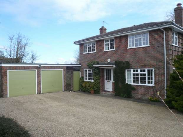 3 Bedrooms Detached House for sale in Henley-on-Thames, Buckinghamshire
