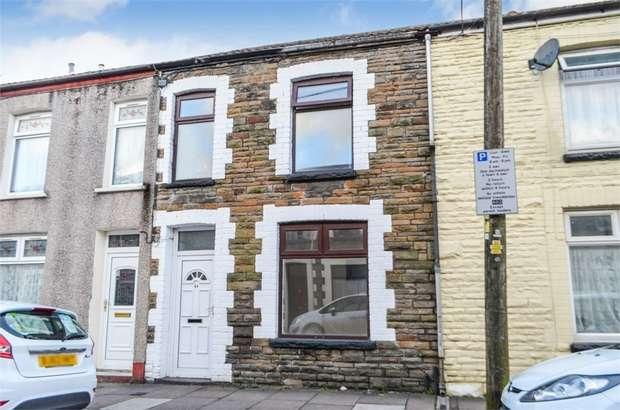 4 Bedrooms Terraced House for sale in King Street, Pontypridd, Mid Glamorgan