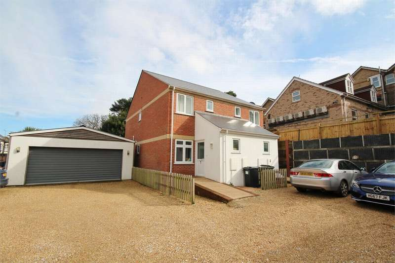 2 Bedrooms Semi Detached House for sale in Frances Mews, Frances Road, BOURNEMOUTH, Dorset