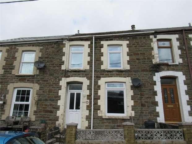 3 Bedrooms Terraced House for sale in Margaret Terrace, Blaengwynfi, Port Talbot, West Glamorgan
