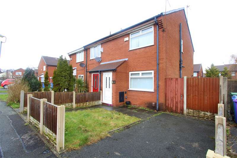 2 Bedrooms Semi Detached House for sale in Newbury Way, West Derby, Liverpool