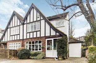 4 Bedrooms Semi Detached House for sale in Hillbury Road, Warlingham, Surrey