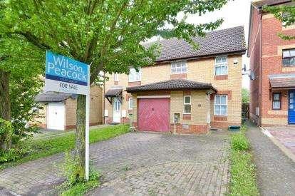 3 Bedrooms Semi Detached House for sale in Rhodes Place, Oldbrook, Milton Keynes, Buckinghamshire
