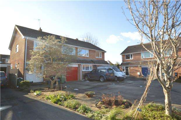 4 Bedrooms Semi Detached House for sale in Severn Close, Charfield, WOTTON-UNDER-EDGE, Gloucestershire, GL12 8TZ