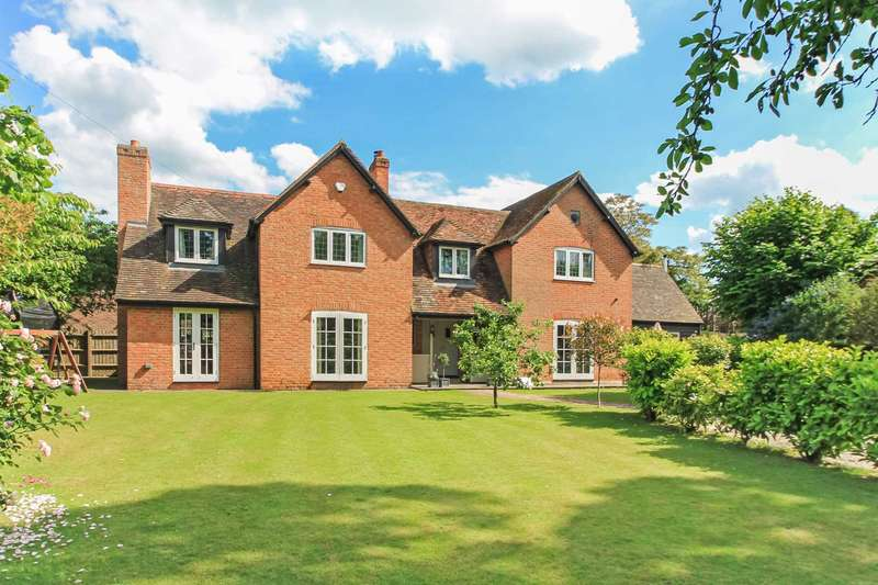 5 Bedrooms Detached House for sale in School Lane, Weston Turville