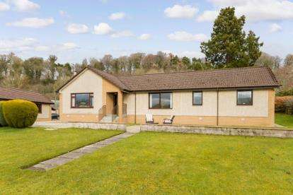 4 Bedrooms Bungalow for sale in Crossford, Carluke