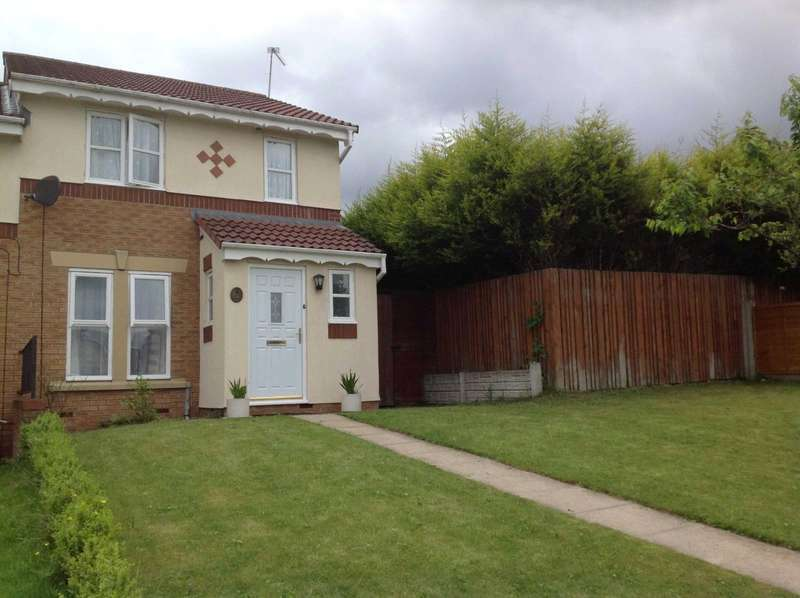 4 Bedrooms Semi Detached House for rent in Matthew Close, Cherry Tree Gardens, Oldham, OL8