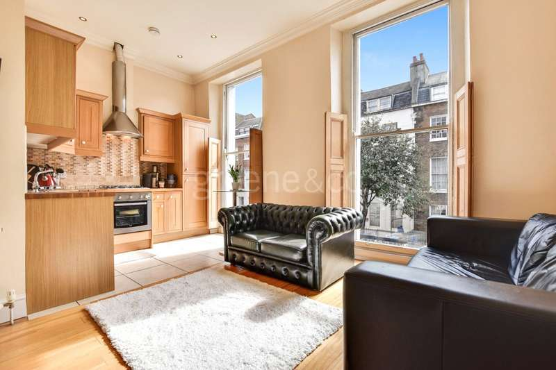 1 Bedroom Flat for sale in Guilford Street, London, WC1N