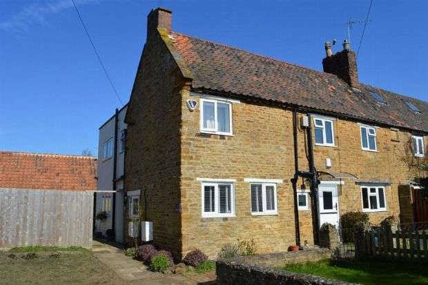 3 Bedrooms Cottage House for sale in Cattle Hill, Great Billing, Northampton NN3 9DU