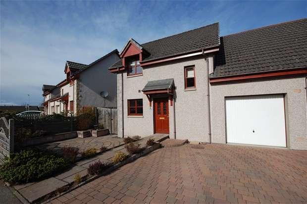 3 Bedrooms Semi Detached House for sale in Bain Avenue, Elgin, Elgin