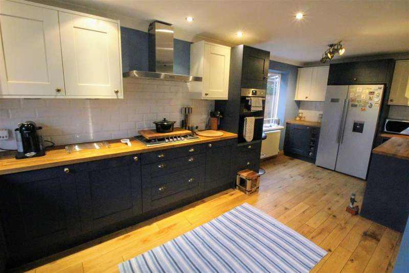 5 Bedrooms Detached House for sale in Packington Close, Swindon