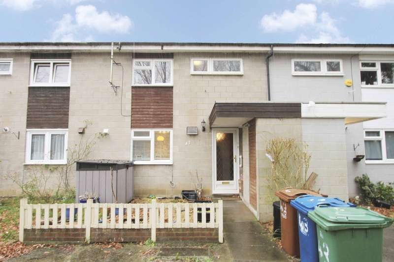 3 Bedrooms Terraced House for sale in Antoneys Close, Pinner