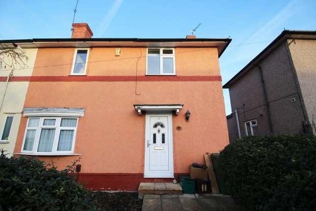 3 Bedrooms Semi Detached House for sale in Heath Road, Dartford, Kent, DA1 3NP
