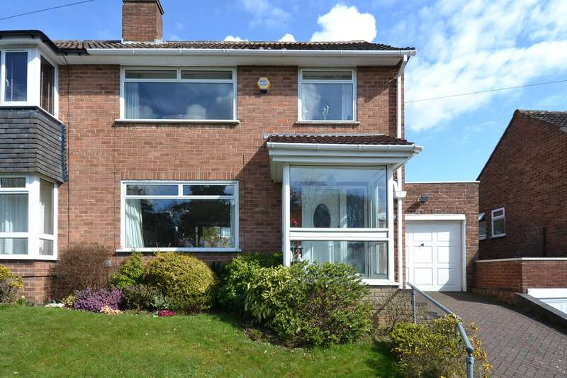 3 Bedrooms Semi Detached House for sale in Merritts Hill, Bournville Village Trust, Birmingham, B31