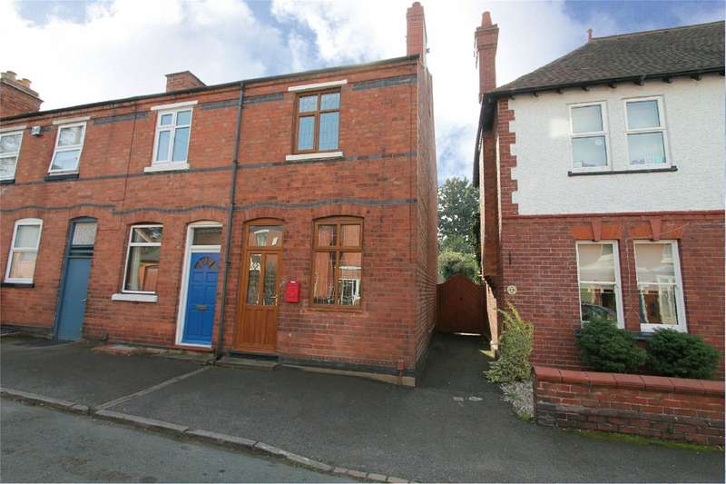 3 Bedrooms End Of Terrace House for sale in Beale Street, Old Quarter, Stourbridge, DY8