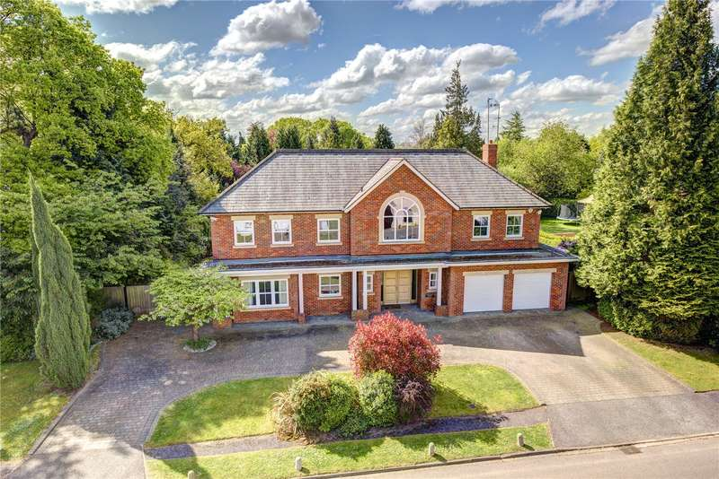 6 Bedrooms Detached House for sale in Ladywood Close, Loudwater, Rickmansworth, Hertfordshire, WD3